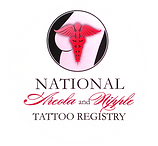 National Areola & nippe tatoo registry logo