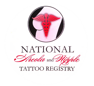 Logo of the National Arola and Nipple Tattoo Registry