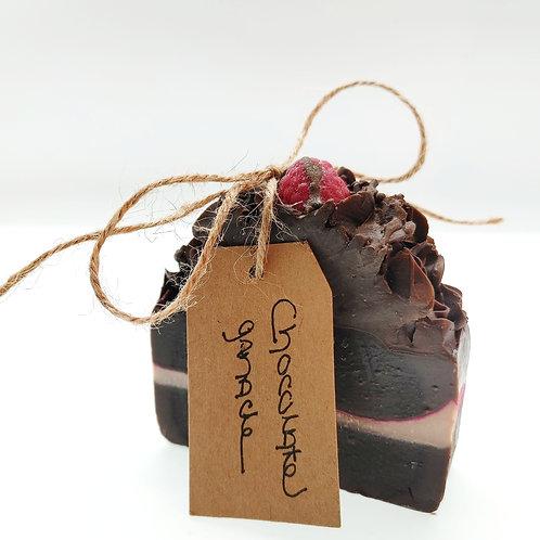 Chocolate Ganache Dessert Soap