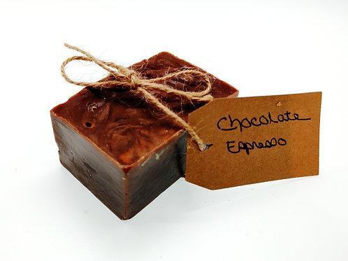 Chocoloate Espresso Dessert Soap