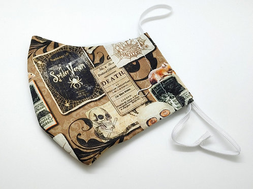 News Paper Face Mask