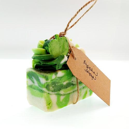 Apple Sage Dessert Soap