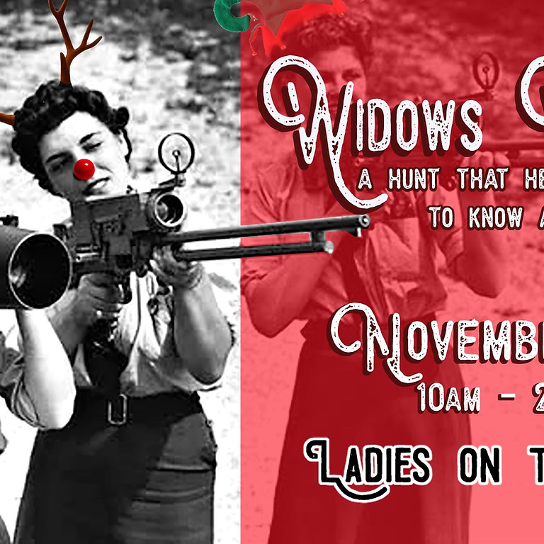 Widows Weekends