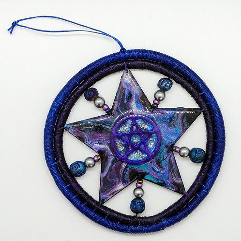 Pentagram Weave