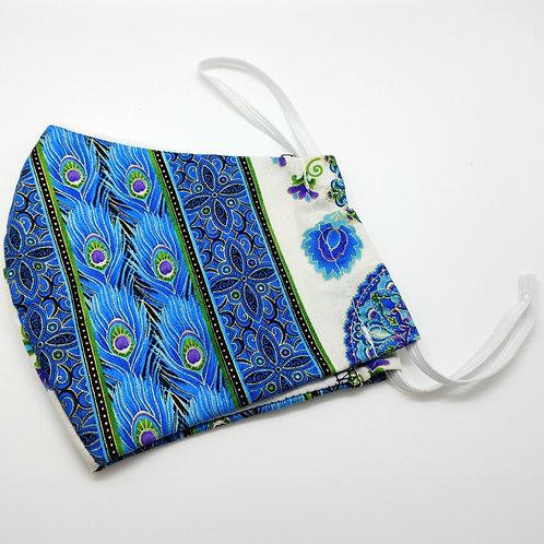 Peacock Ornate Mask