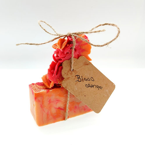 Blood Oranges Dessert Soap