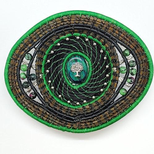 Tree Weave Basket