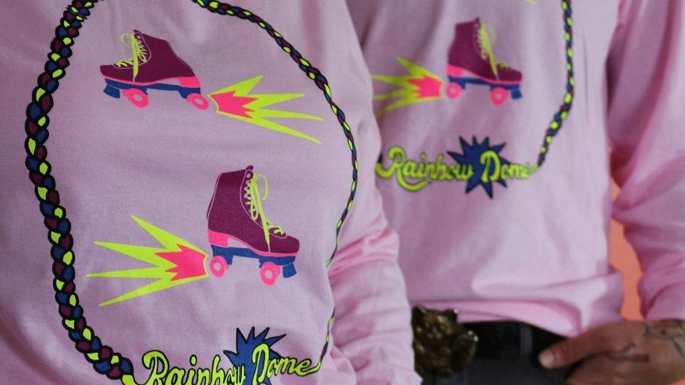 Skate Explosion Long Sleeve T-Shirt