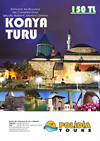 Ramazanda her cumartesi Konya turu