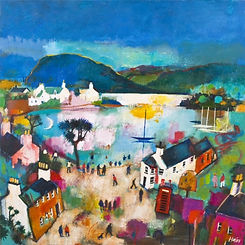 Evening Reflections Plockton.JPG