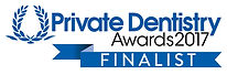 Private Dentistry Awards Finalist 2017