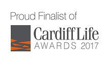Cardiff Life Awards Finalist