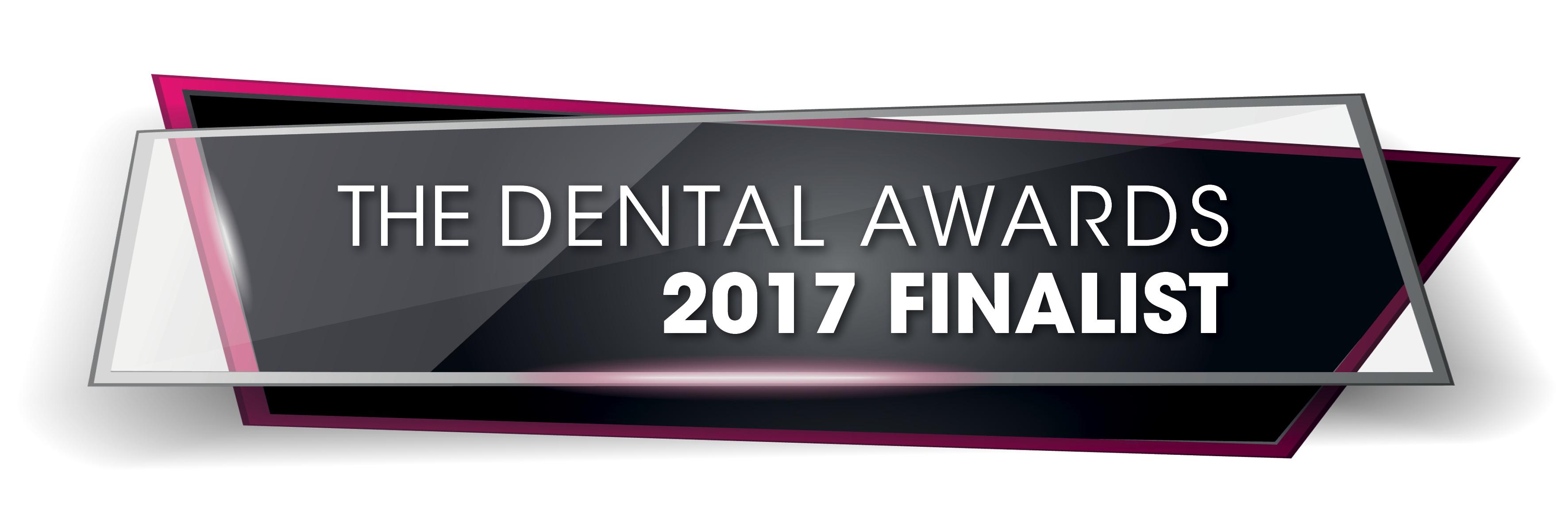 Dental Awards Finalist