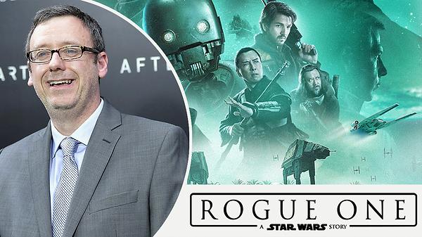 Gary Whitta - Rogue One writer