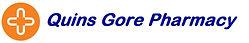 Quins Gore Pharmacy logo
