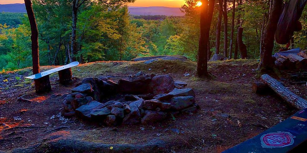Ridgeline Retreat @ Hussey Mountain