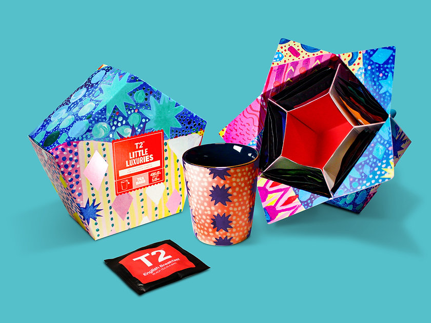 ADDLESS DESIGN STUDIO - T2 little luxuries