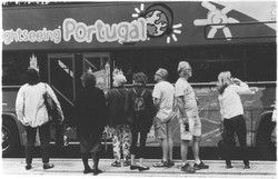I see people in Lisbon