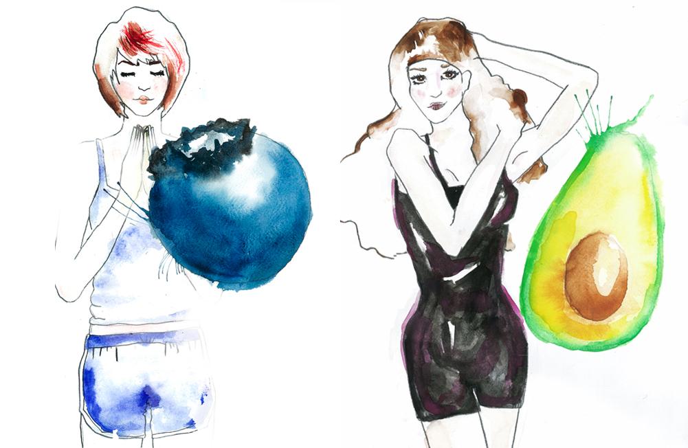 Fruit Girls pt 1
