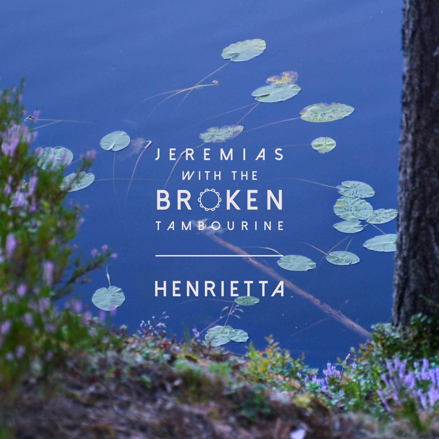 Jeremias with the broken tambourine