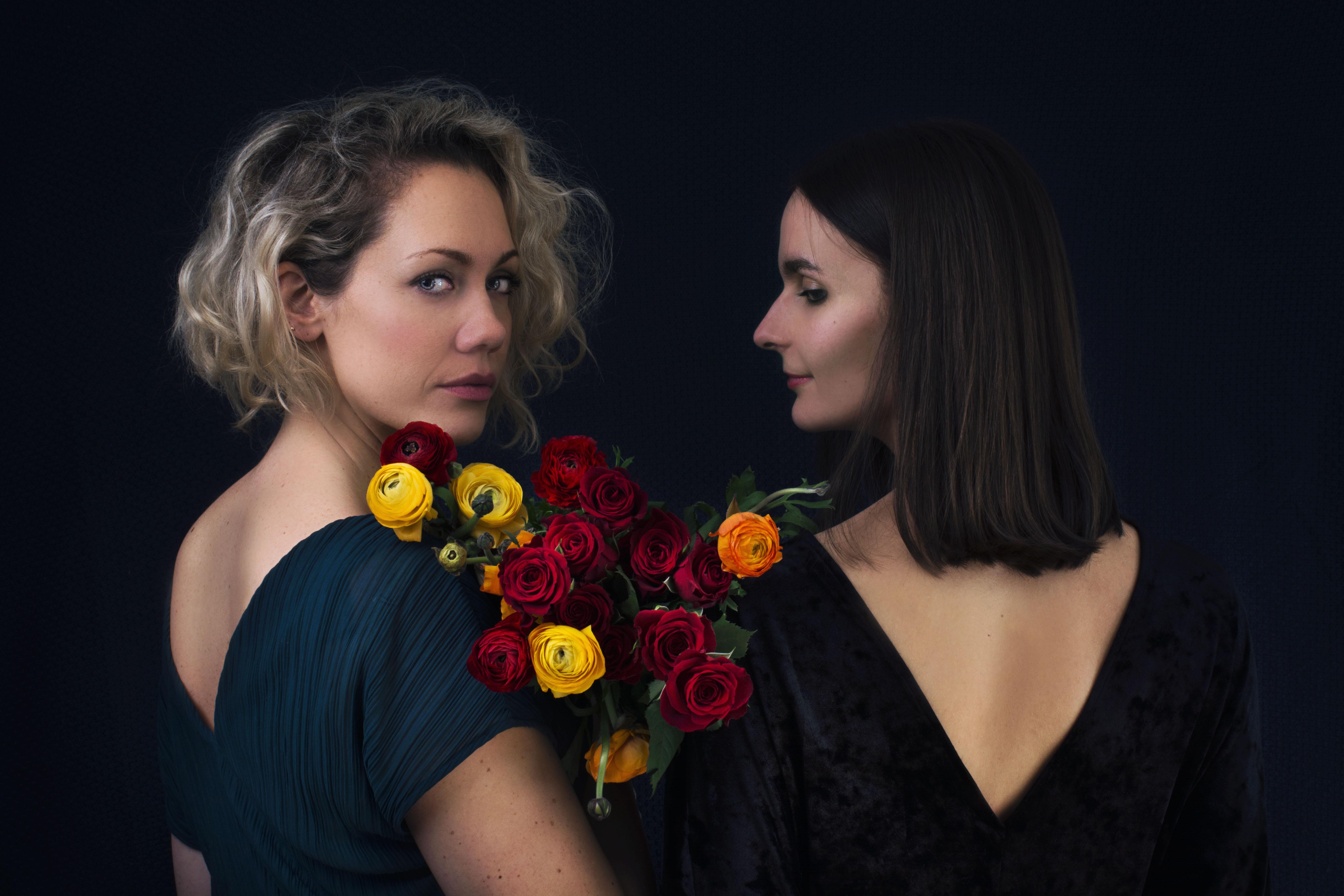 Flowers & portraits