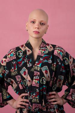 Mickey Kimono