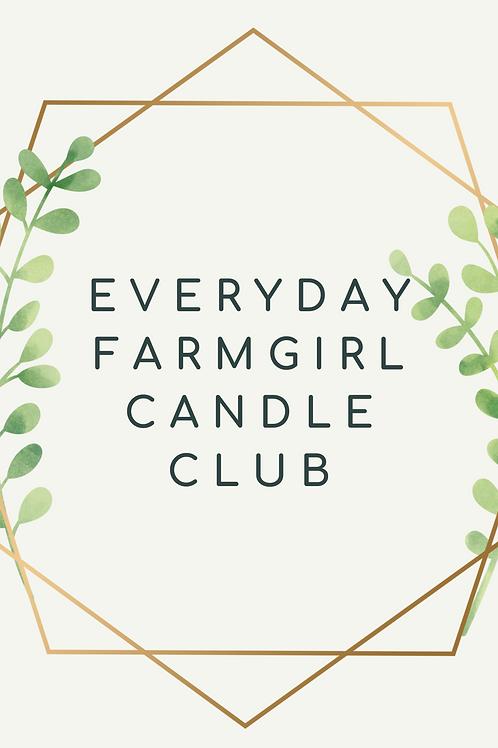 EFG Candle Club Membership