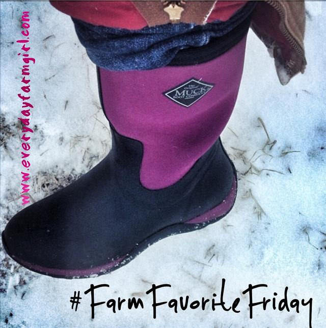 #FarmFavoriteFriday