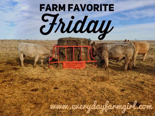 Farm Favorite Friday