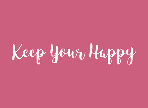 Satisfaction Guaranteed: How to Get (and KEEP) Your Happy