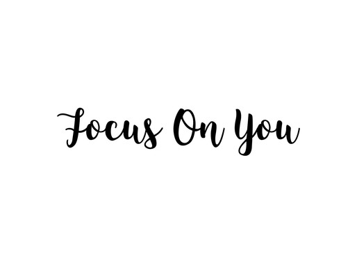 Focus On YOU, Not THEM: Stop The Comparisons Once And For All