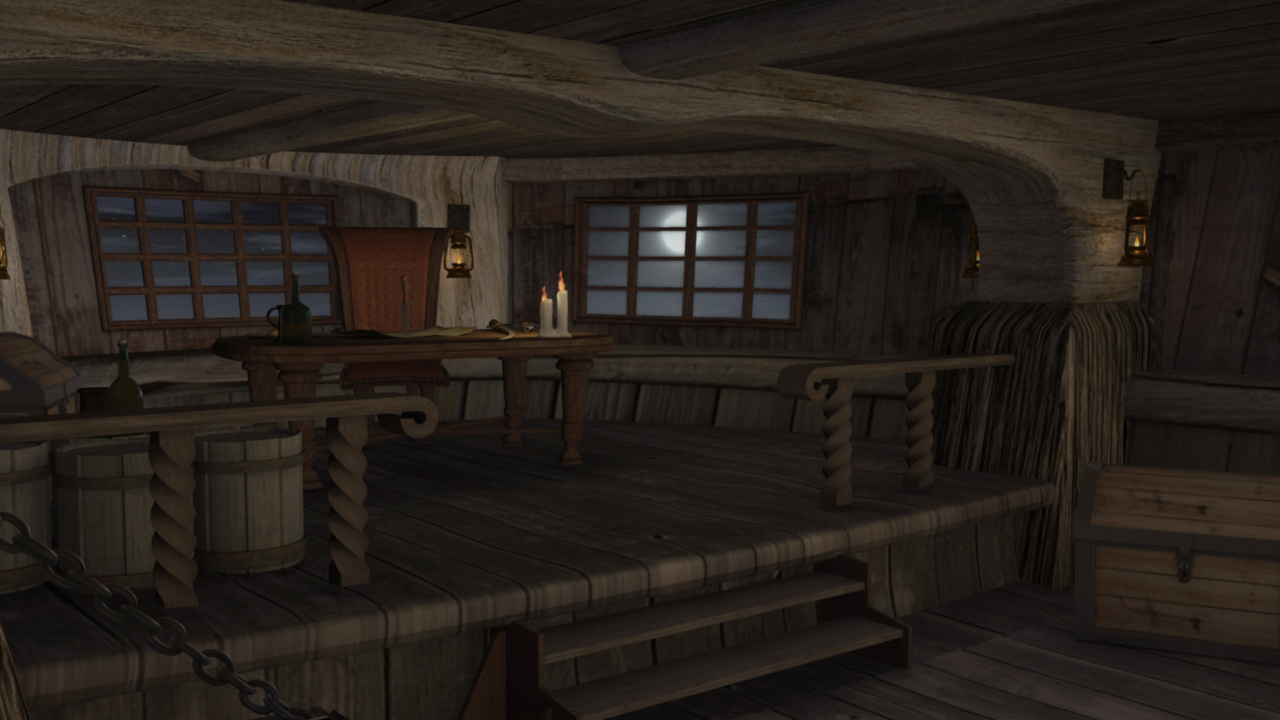 Black Beard's Cabin