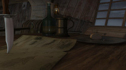 Black Beard's Cabin