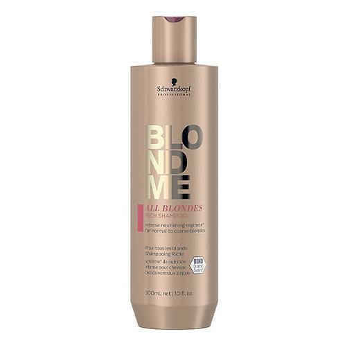 Shampooing Riche All Blondes BlondMe 300 ML