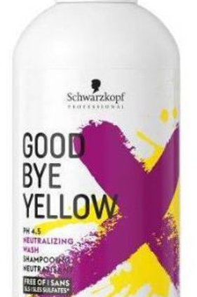 Good Bye Yellow Shampooing Neutralisant 300 ml