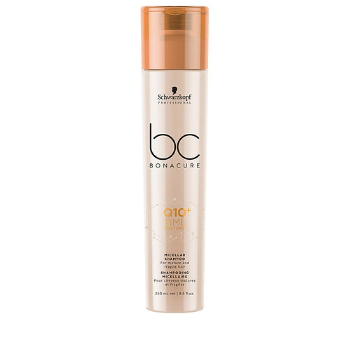 Q10+ Time Restore Shampooing micellaire 250ml
