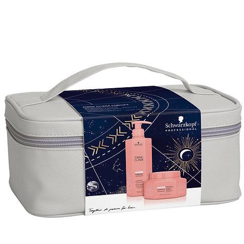 Fibre Clinix fortify Beauty Bag 300ml+200ml+30ml