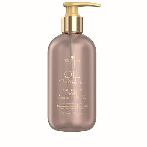 Shampooing OIL Ultime Marula&Rose 300ml