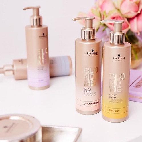 BlondMe blush wash 250ml