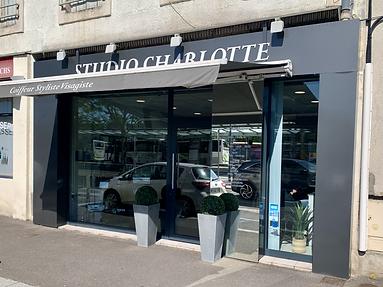 salon studio charlotte