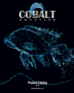 Cobalt Aquatics Catalog Cover