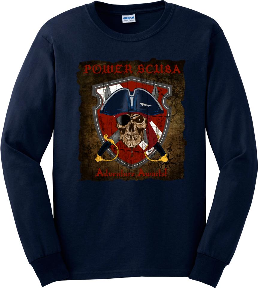 Power Scuba T-Shirt