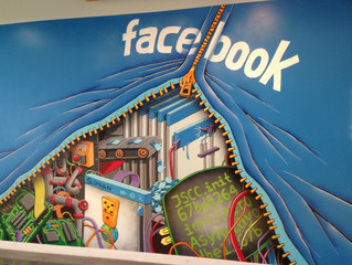 What it's like at Facebook Headquarters