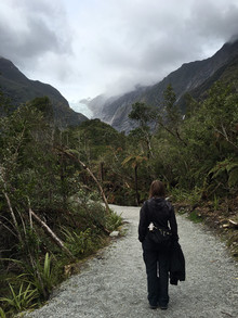 Heli Hike on Franz Josef Glacier