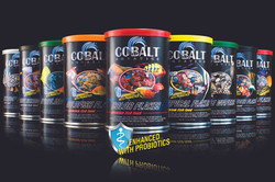 Cobalt Aquatics Flake Food
