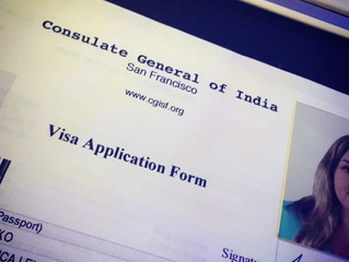 Visa Applications Galore - India Version