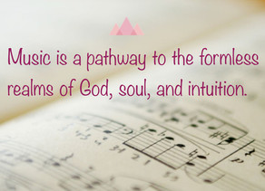 Music, an Intuitive Pathway