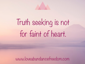 Why Truth Seekers are Powerful People