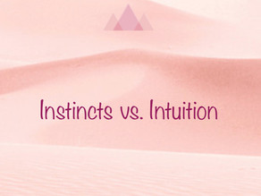 Are Instincts and Intuition the Same Thing?
