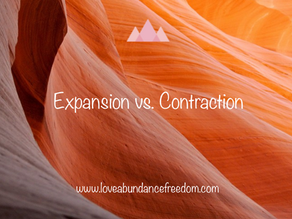 Expansion vs. Contraction – Important Intuitive Markers for Communicating with Your Higher Self